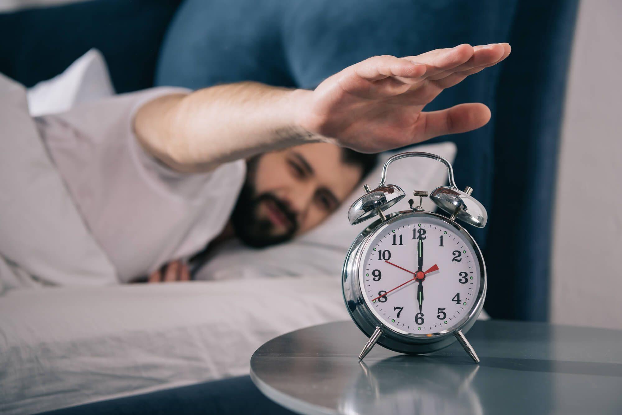 Consejos para no perder el sueño con los cambios de rutina