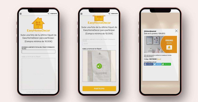 Easypromos lanza un sistema de validación automática de tíquets de compra mediante tecnología OCR