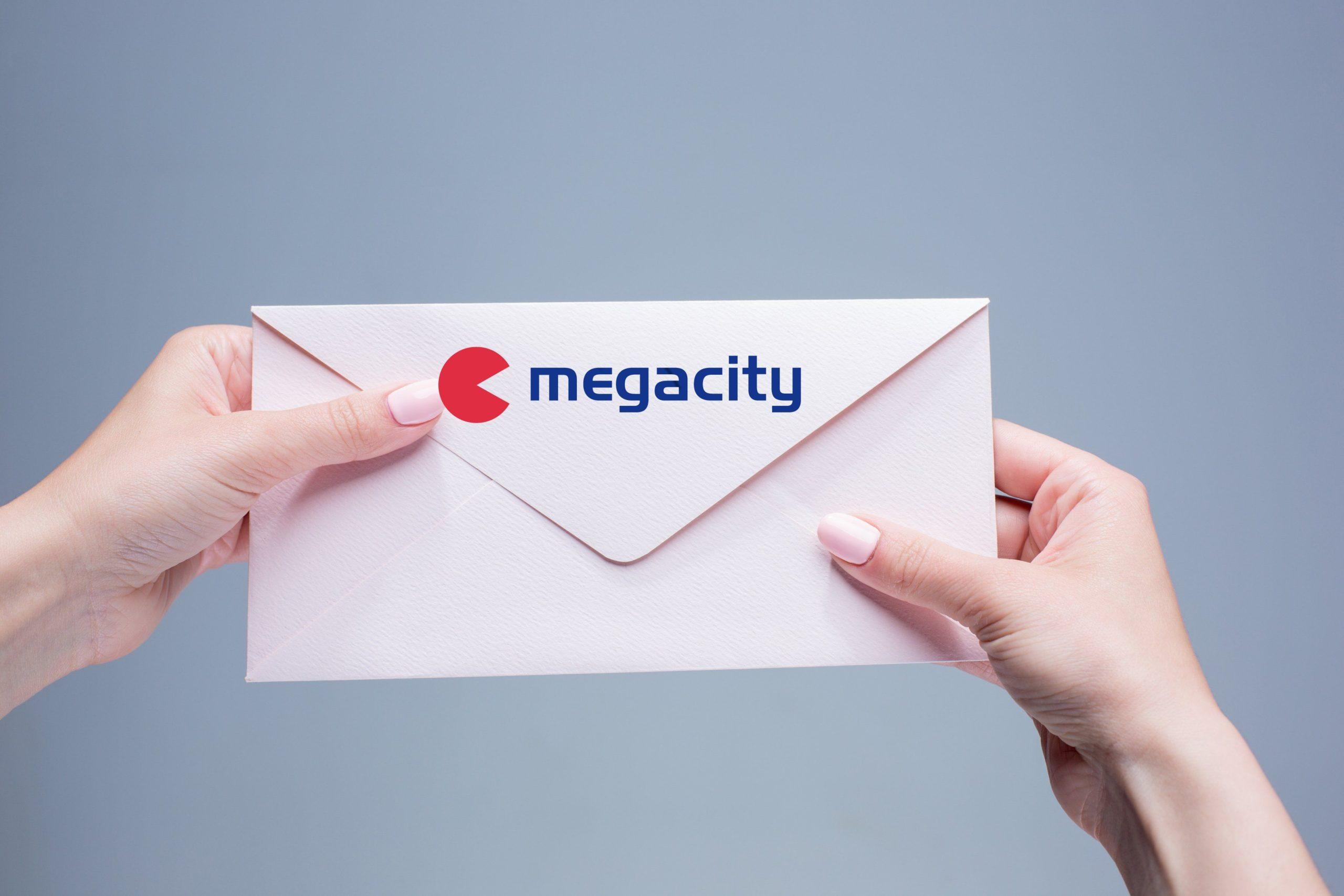 Gran variedad y calidad en el catálogo de sobres de Megacity