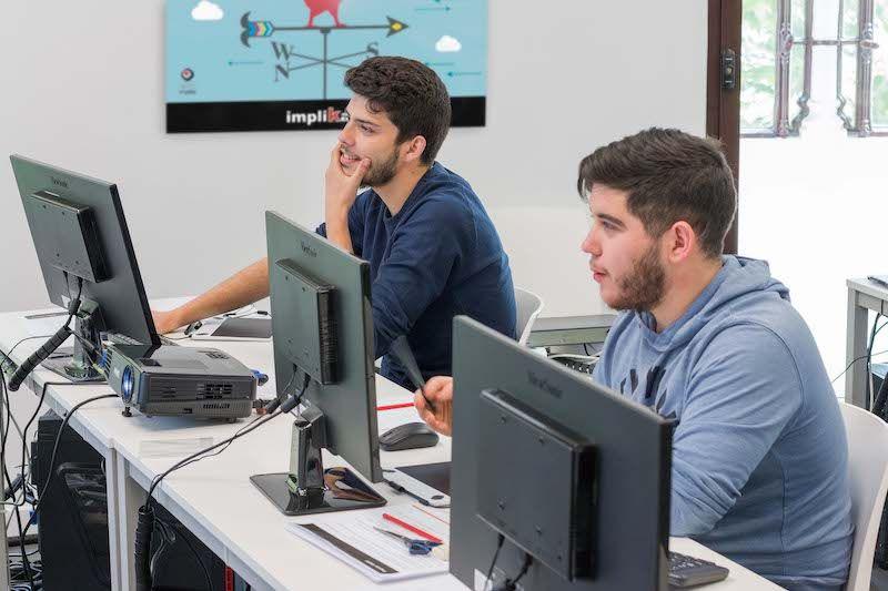 Implika lanza un innovador campus virtual que facilita la inserción laboral
