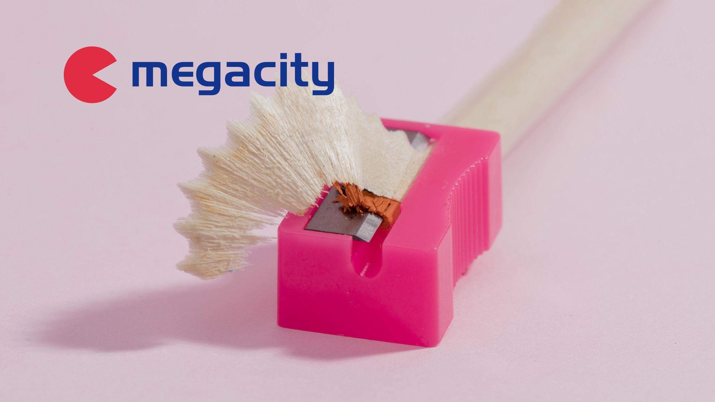 Megacity se adapta a las nuevas tecnologías con sacapuntas eléctricos con carga USB
