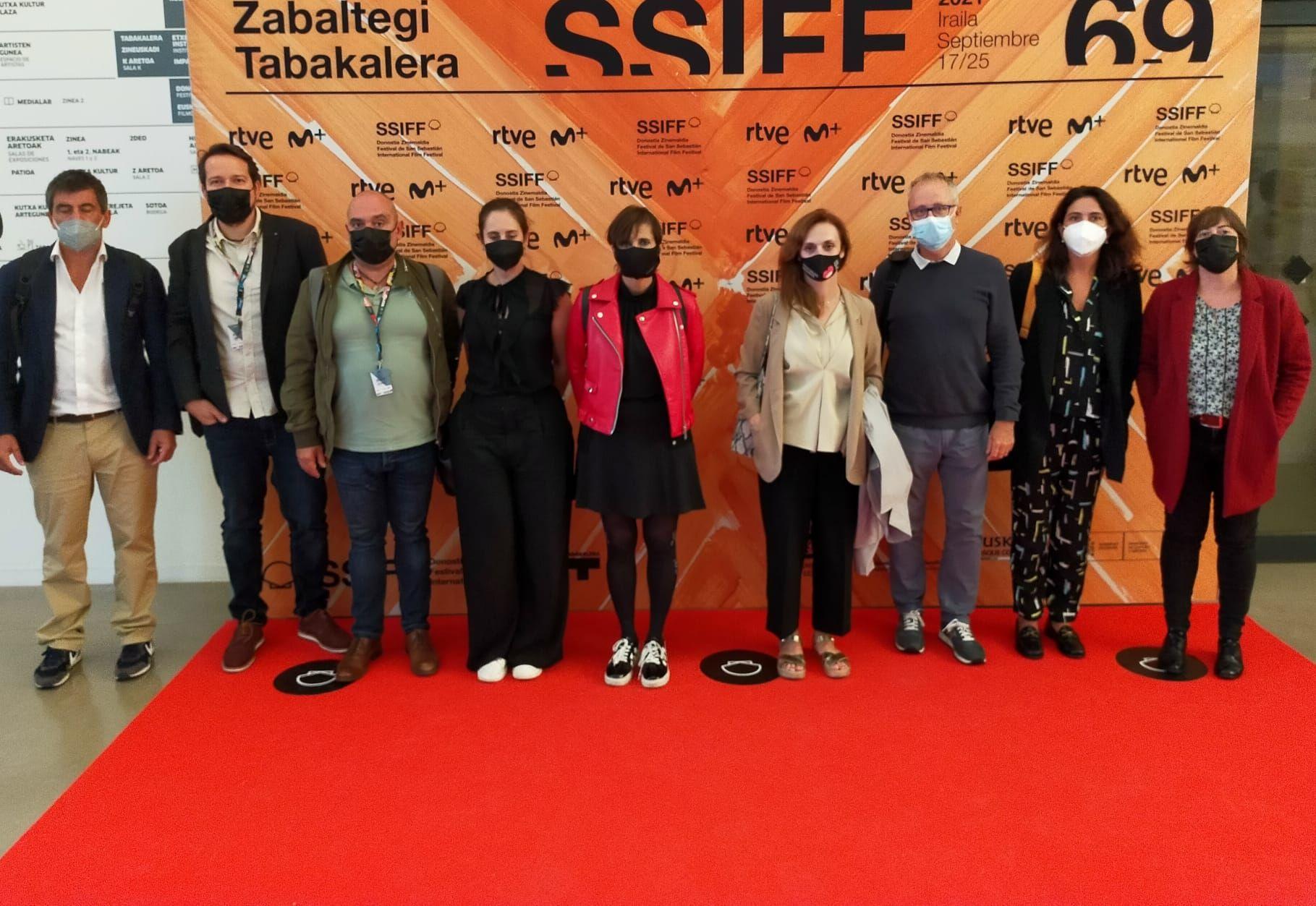 Ministerio de Cultura y REDCAU se reúnen para definir marco de actuación que impulse industria audiovisual