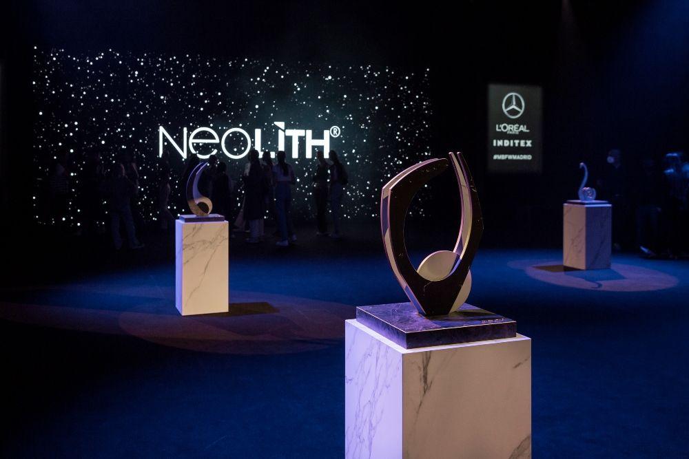 Neolith® y la firma Hannibal Laguna se sumergen juntos en el mundo del Arte