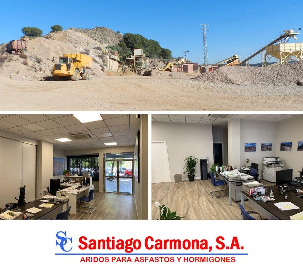 SANTIAGO CARMONA inaugura noves oficines i manté la seva col·laboració amb la consultoria d'empreses CEDEC