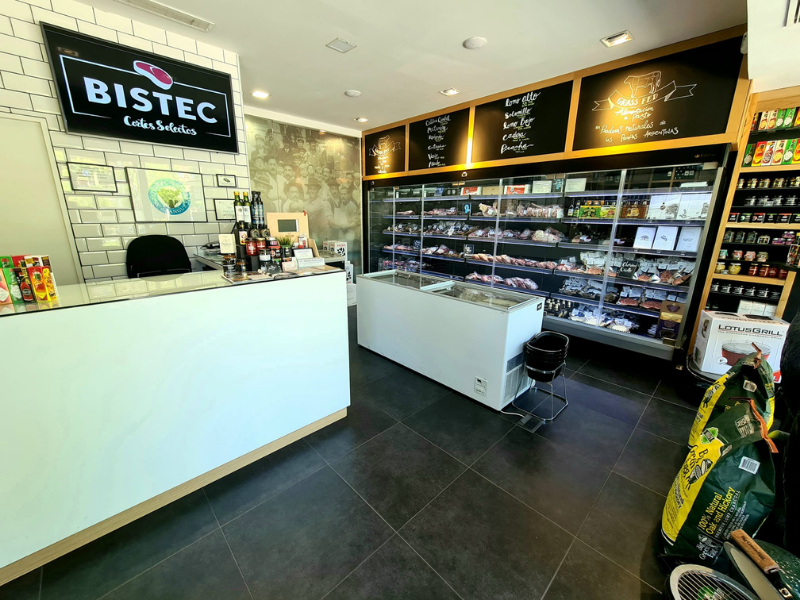La red de carnicerías Bistec acelera su expansión con dos nuevas aperturas de la mano de Tormo Franquicias