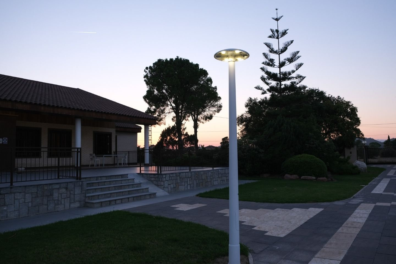 Schréder dona luminarias LED a la Fundación ST3