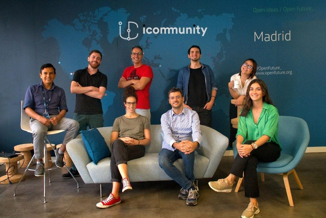 iCommunity Labs, vende 1 millón de dólares en tiempo récord, de su token ICOM